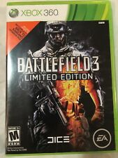 Battlefield 3 -- Limited Edition. XBOX 360. Double Disc