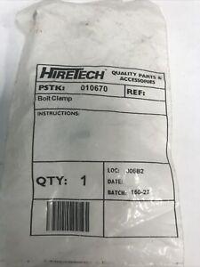 Genuine Hiretech Clamping Bolt For Disc Floor Sander - 010670