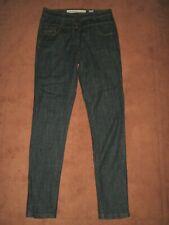 Next bnwt blue navy hypercurve super high waist skinny jeans size 12l Long £48