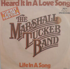 """7"""" 1977 RARE IN MINT -! the Marshall Tucker Band: heard it in a Love Song"""