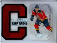 2014-15 Upper Deck Clear Cut Captains Pavel Bure /100 - Florida Panthers