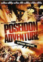 The Poseidon Adventure (1972 Gene Hackman) (2 Disc, Special Edition) DVD NEW