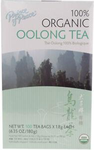 Organic Oolong Tea by Prince of Peace, 100 tea bag