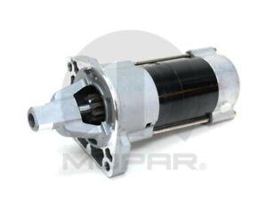 Mopar 04801850AA Starter Motor