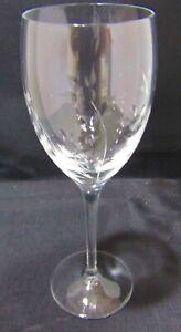 LENOX CRYSTAL TENDERLY WINE GLASS NEW