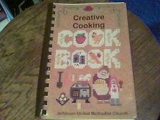 1990 Creative Cooking by Jefferson United Methodist Church, Ohio s41