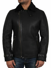 Men  leather jacket  Leather blazer and reefer jackets Men leather bomber jacket