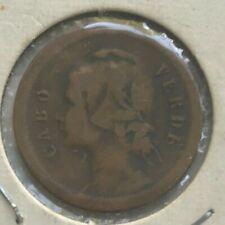 1930 Cape Verde Cabo Verde 10 Centavos