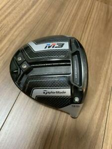 Taylormade M3 Driver Head Only Loft 9.5 with Head Cover