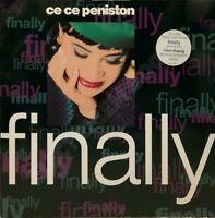 """CE CE PENISTON FINALLY 12"""" VINYL 1992 A&M RECORDS AMY 858"""