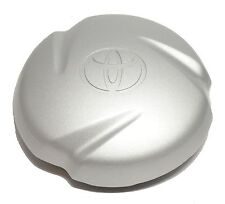 2000-2009 TOYOTA TUNDRA SEQUOIA Wheel Hub Center Cap SILVER OEM