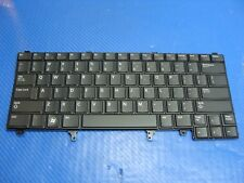 """Dell Latitude E5420 14"""" Genuine Laptop US Keyboard NSK-DVAUF FWVVF Grade A"""
