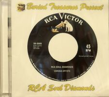 Buried Treasures Present RCA SOUL DIAMONDS - 21 VA Soul Tracks