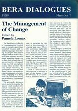 The Management of Change: Increasing School Effectiveness and Facilita-ExLibrary