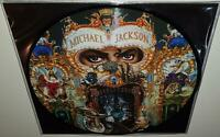 MICHAEL JACKSON DANGEROUS (2018) BRAND NEW SEALED PICTURE DISC VINYL LP