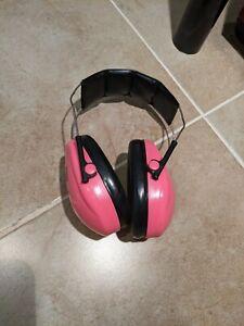 3M Peltor Kid, Peltor Kids Ear Defender in Pink Headset