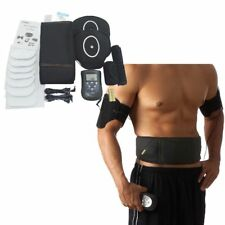 Flex Belt Abdominal Toning Full Body Electronic Muscle Stimulation Ab Massager