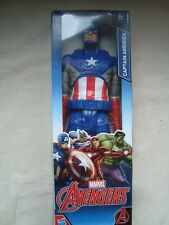 Super Heroes Figurine Captain America 30 cm Marvel Avengers New