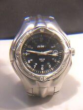 Nite GX20 200 M para Caballero Reloj de cristal de zafiro pesado