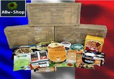 Orig. Franz Armee COMBAT RCIR Verpflegung Essen EPA Einmannpackung Not Menü NEU