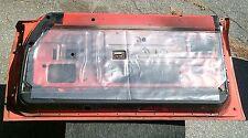 1975-79 MoPar B-body door and window panel plastic moisture barriers