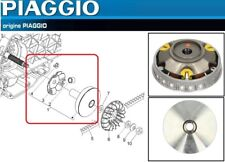 Kit Variateur Complet d'Origine Aprilia Atlantic Scarabeo Sport City 125