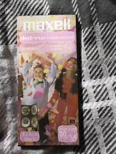 Maxell Dvd+rw 8cm Camcorder Discs pk4