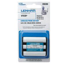 NEW! LENMAR 3.6 Volts 600 mAh NiCd Cordless Phone Battery CB0399