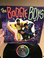 Survival Of The Freshest Boogie Boys Record Vinyl Columbia