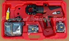 Burndy Patcut2156li Battery Hydraulic Cable Guy Wire Cutting Acsr Cutter Rebar
