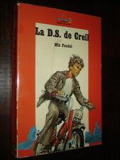 LA D.S. DE CREIL - Mik Fondal - Safari Signe de Piste - Ill. Pierre Joubert