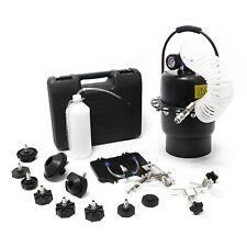 Purgeur de frein et d'embrayage pneumatique - Kit de purge - Extraction liquide