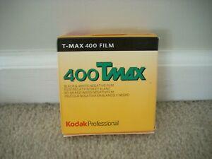 Kodak 400Tmax Black & White 35mm bulk film 100 feet TMY 402