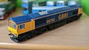 Lima Class 66 GBRF 66703 *Spares**