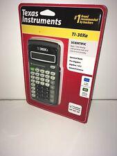 ti-30xa Texas Instruments TI-30Xa Calculator Scientific Brand New Factory Sealed