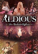 Aldious Live Unlimited Diffusion DVD 4580413075674 ALDI-15 F/S w/Tracking# Japan