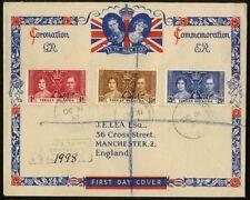 Pre-Decimal British Colonies & Territories Cover Stamps
