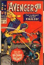 Avengers #35 - ''Light that Failed'' - 1966 (VF) WH