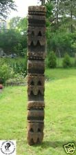 antik orient Säule afghan nuristan Cedar wood house pillar column 19 Jh. colonne