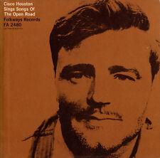 Cisco Houston Sings Songs Of The Open Road - Houston,Cisco (2009, CD NEUF)