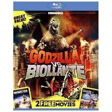 3 Mega-Monster Movies [Blu-ray]
