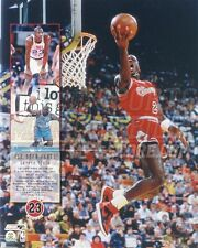 Michael Jordan Chicago Bulls all star game highlight  8x10 11x14 16x20 photo 448