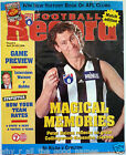 1998 AFL Football Record / Herald Sun Lift-Out Carlton / Adelaide Crows Premiers