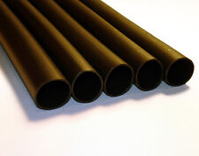 "1/2"" ADHESIVE LINED HEAT SHRINK TUBING PREMIUM OEM GRADE - USA MADE BLACK - $/ft"