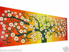 aboriginal tree of life art painting modern choose colours COA By Jane