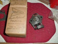 NOS MOPAR EXHAUST HEAT RISER ASSY 1955-6 PLYMOUTH DODGE ALL 8 CYLINDER
