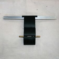 """Roller Shutter locking curtain strap - fits 55mm and 2"""" compact lath - 2 hinge"""