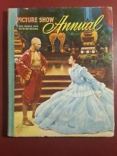 Picture Show Annual 1957 Hardback Book