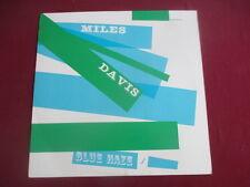"Miles Davis ""Prestige"" Lp (yellow/black label) OJC 093- Blue Haze"