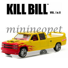 GREENLIGHT 86481 KILL BILL VOL 1 & 2 1997 CUSTOM CREW CAB PUSSY WAGON 1/43 Y